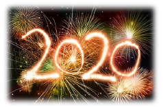 Nytårskur i Odsherred Erhvervsfoum med fokus på året som gik og visioner, mål og ambitioner for 2020