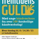 TV Vestsjælland laver en udsendelses række med Fremtidens Guld.