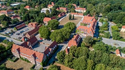 Oversigts vue over Anneberg Kulturpark