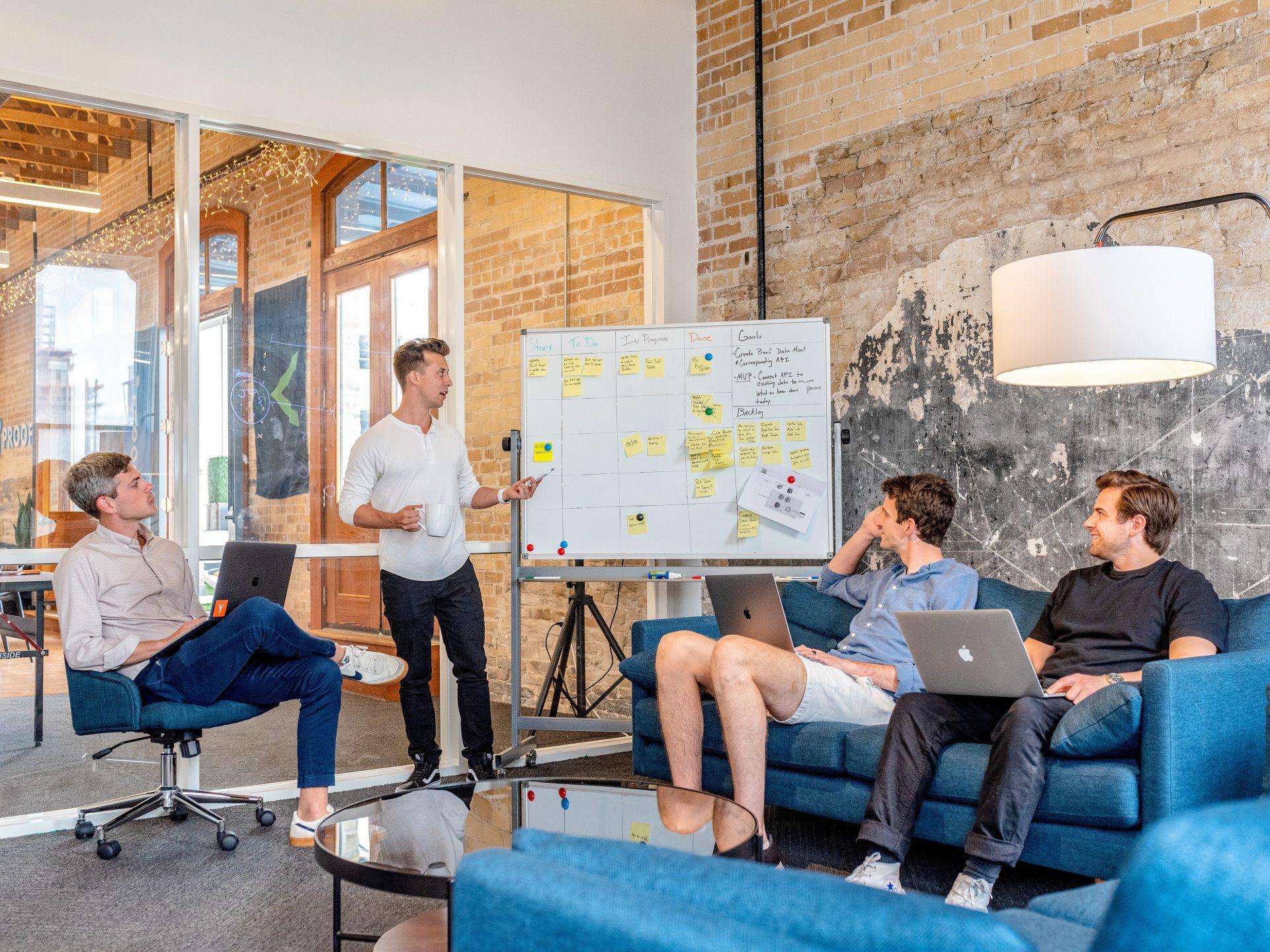 Netværksmøde Selvstændige og Små Virksomheder
