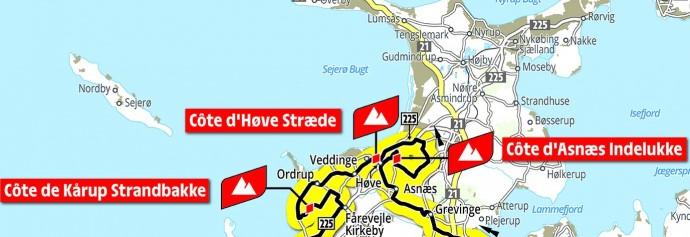 Tour de France 2021 i Odsherred