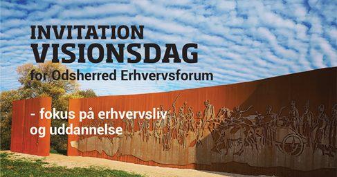 Visionsdag med fokus på erhvervsliv og uddannelse i Odsherred